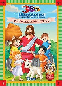 365 HISTORIAS DA BIBLIA - ENVELOPE