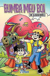 Em quadrinhos Folclore - BUMBA MEU BOI COM 10 VOLUMES IGUAIS