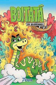 Em quadrinhos Fabulas - BOITATA COM 10 VOLUMES IGUAIS