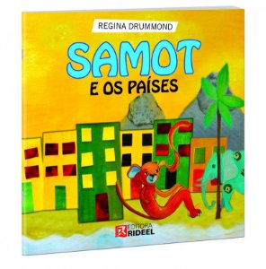 Colecao Samot  - SAMOT E OS PAISES