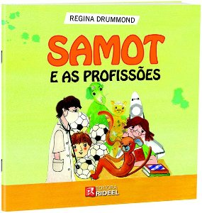 Colecao Samot  - SAMOT E AS PROFISSOES