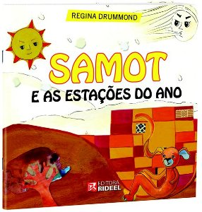 Colecao Samot  - SAMOT E AS ESTACOES DO ANO