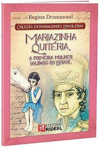 Personalidades Brasileiras - MARIA QUITERIA 1ED.