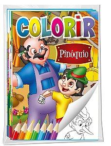 Solapa Colorir Classicos