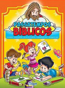 Passatempos Biblicos - VOLUME UNICO