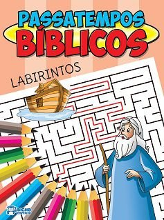Passatempos Biblicos - LABIRINTO