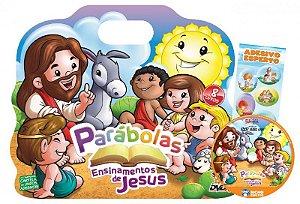 Maleta Parábolas Ensinamento de Jesus