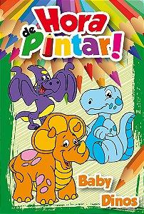 Hora de Pintar! BABY DINOS