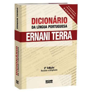 Dicionario da Lingua Portuguesa Ernani Terra 12X17 2ED.