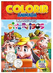 Colorir Animada - CLASSICOS DIVERTIDOS