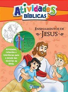 Atividades Biblicas - ENSINAMENTOS DE JESUS