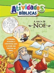Atividades Biblicas - ARCA DE NOE