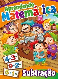 Aprendendo Matematica Subtração