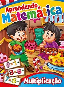 Aprendendo Matematica Multiplicaçao