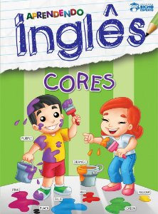 Aprendendo Inglês - CORES