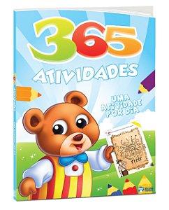 365 ATIVIDADES - UMA P/ CADA DIA DO ANO