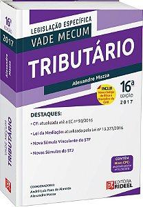 Vade Mecum Tributário - 16ª edição
