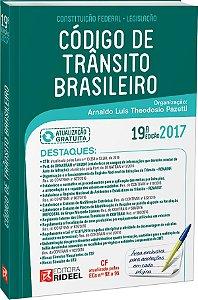 Código de Trânsito Brasileiro - 19ª edição