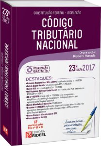 Código Tributário Nacional - 23ª edição
