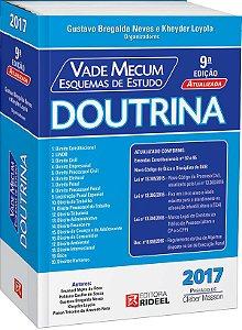 Vade Mecum Esquemas de Estudo - Doutrina - 9ª edição