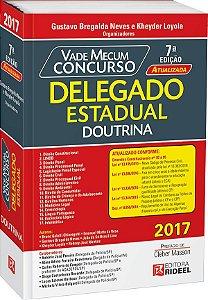 Vade Mecum Concurso Delegado Estadual - 7ª edição