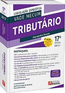 Vade Mecum Tributário - 17ª edição