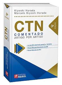 Código Tributário Nacional Comentado - 3ª edição