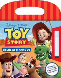Disney Escreva e Apague - TOY STORY