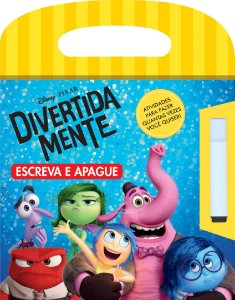 Disney Escreva e Apague - DIVERTIDAMENTE