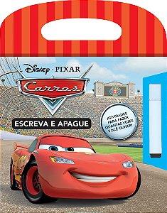 Disney Escreva e Apague - CARROS