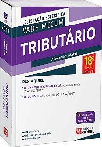 Vade Mecum Tributário - Legislação Específica - 18ª edição