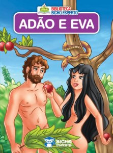 Mini Biblioteca Biblico - ADAO E EVA
