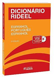 Dicionário Rideel Espanhol - Port - Espanhol 14X21 3ED
