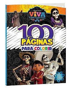 100 Paginas para colorir Disney  - VIVA
