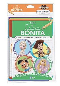 Disney Solapa Grande Caligrafia - LETRA BONITA
