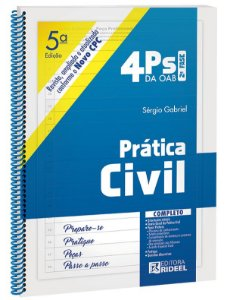 4PS da OAB 2Fase - PRATICA CIVIL 5ED.