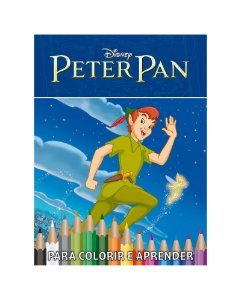 Disney Kit 5 em 1 com DVD - PETER PAN