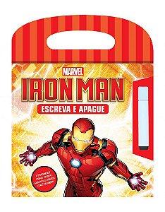 Marvel Escreva e Apague  - IRON MAN