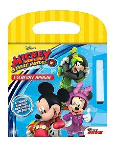 Disney Escreva e Apague - MICKEY AVENT.SOBRE RODAS