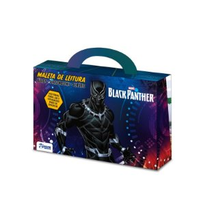 Marvel Maletinha Divertida - BLACK PANTHER