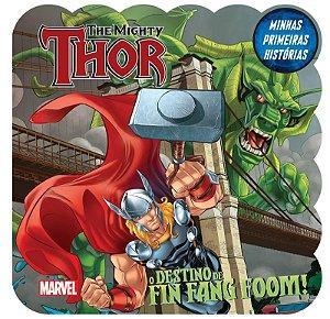 Marvel Minhas Primeiras Historias  - THOR