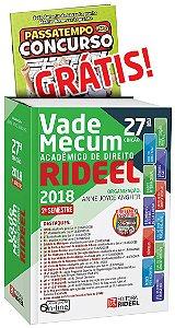 Vade Mecum Acadêmico de Direito - 27ª edição - 2018