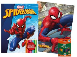 Marvel Kit Diversao - SPIDERMAN