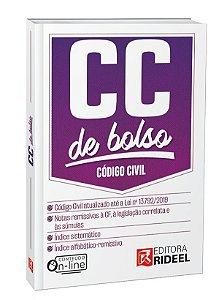 Código Civil - CC de Bolso - 1ªedição