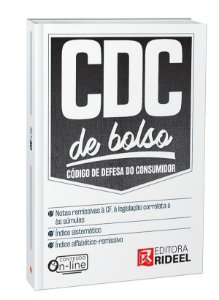 Código de Defesa do Consumidor - CDC de bolso - 1ª edição