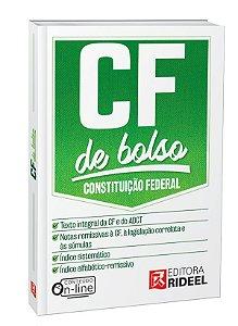 Constituição Federal - CF de bolso - 1ª edição