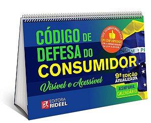 Código de Defesa do Consumidor – Visível e Acessível - 9ª edição