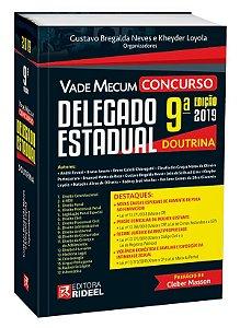 Vade Mecum Concurso – Delegado Estadual - 9ª edição