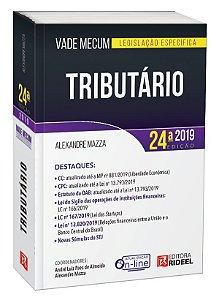 Vade Mecum Tributário - Legislação Específica - 24ª edição