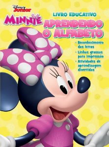 Atividades Educativas Disney  – APRENDENDO O ALFABETO MINNIE
